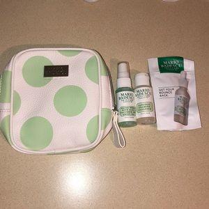 4pc Mario Badescu Travel Skincare bundle